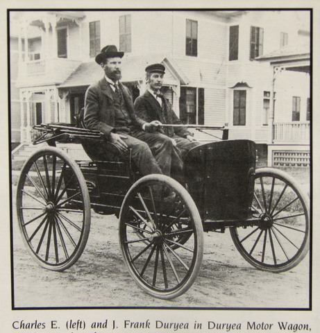 First American Car Manufacturing Company established
