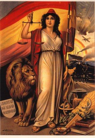 Proclamación de la II República