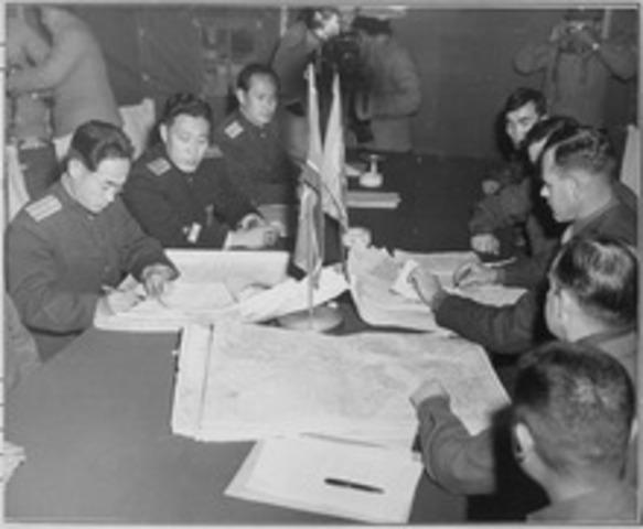Guerra de Corea:Negociaciones y fin de la guerra