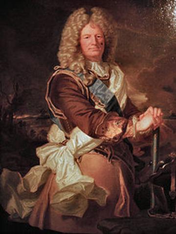 El Marqués de Vauban  París Bernard Forest de Bélidor