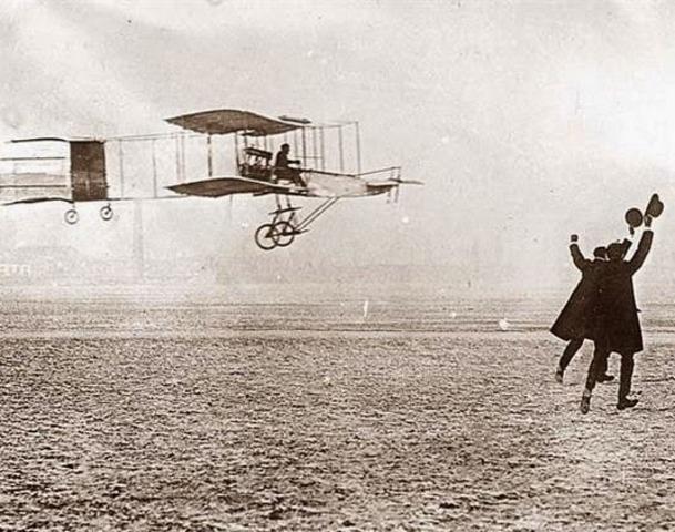 Aeroplano (hermanos Wright)