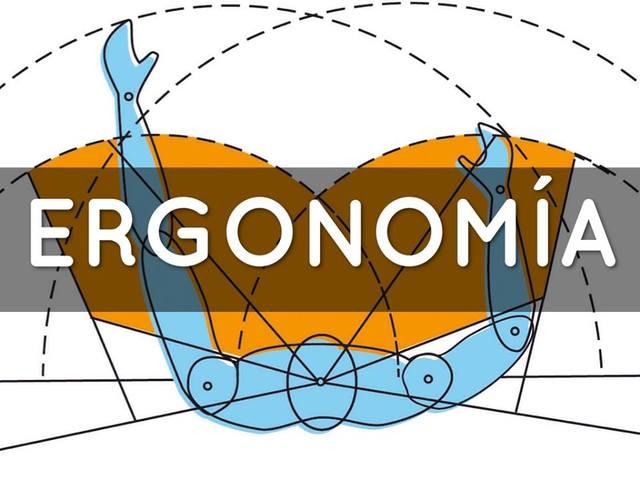 Termino de Ergonomia