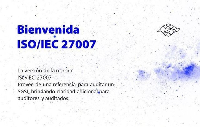Norma ISO/IEC 27007
