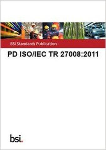 Norma ISO/IEC TR 27008