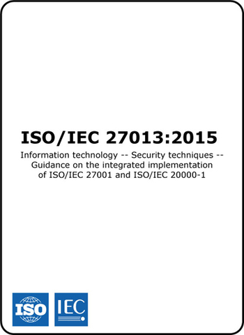 Norma ISO/IEC 27013