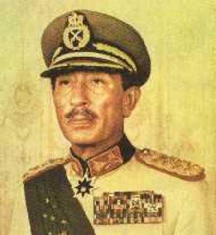 Conflicto Árabe Israelí:Muerte del presidente Sadat