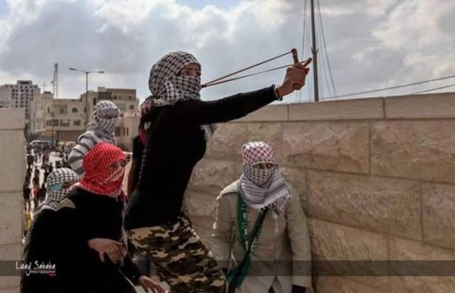 Conflicto Árabe Israelí:Intifada