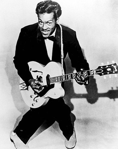 Roll Over!: Chuck Berry
