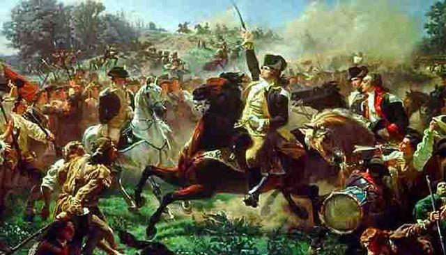 Inizio Rivoluzione Americana