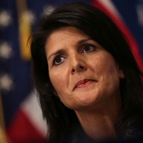 Haley calls on UNSC to use all sources available to pressure North Korea and its enablers