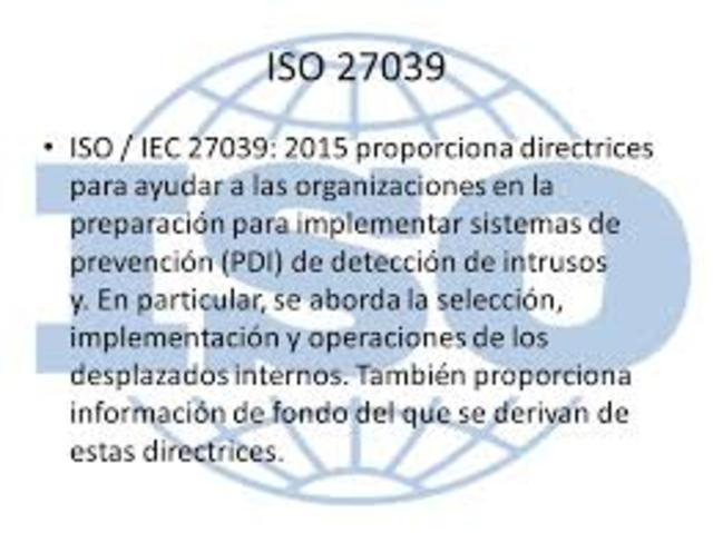 ISO/IEC 27039