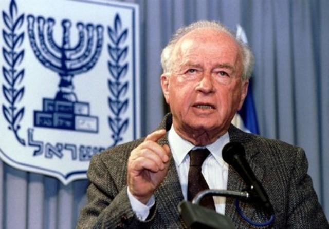 Conflicto Árabe Israelí:Asesinato de Rabin
