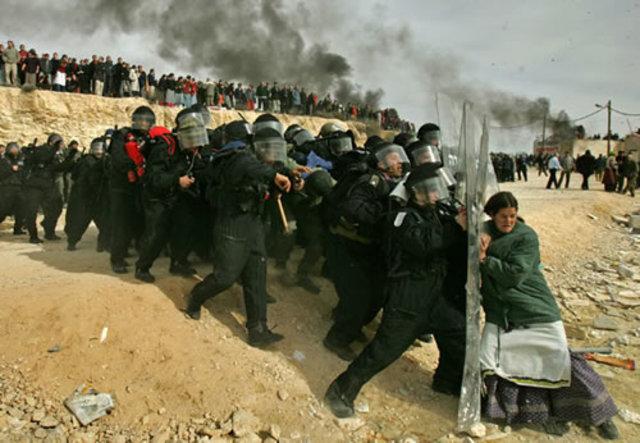 Conflicto Árabe Israelí:Calma en el conflicto