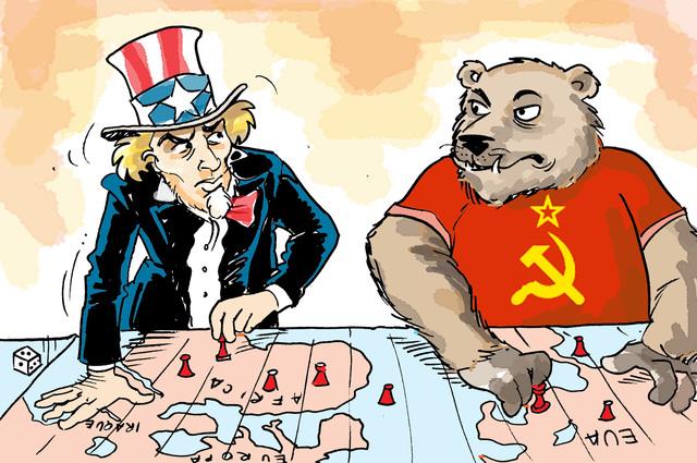 Linea de tiempo: Guerra Fria