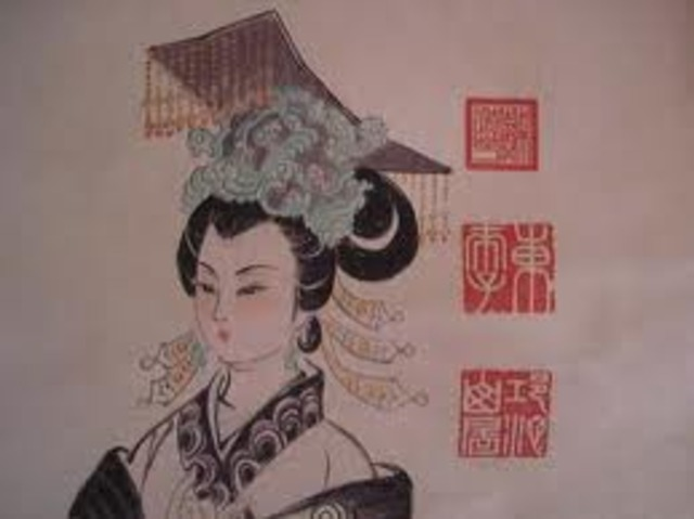 Empress Wu comes to power