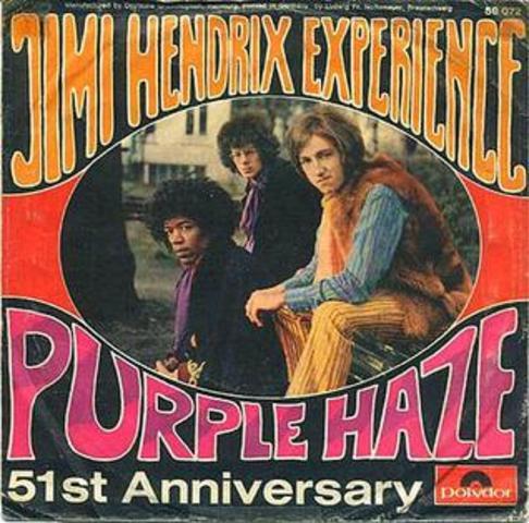 Guitar Tablature and Acid Tablets: Jimmy Hendrix