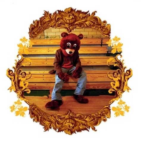 Dropping from Chicago: Kanye West