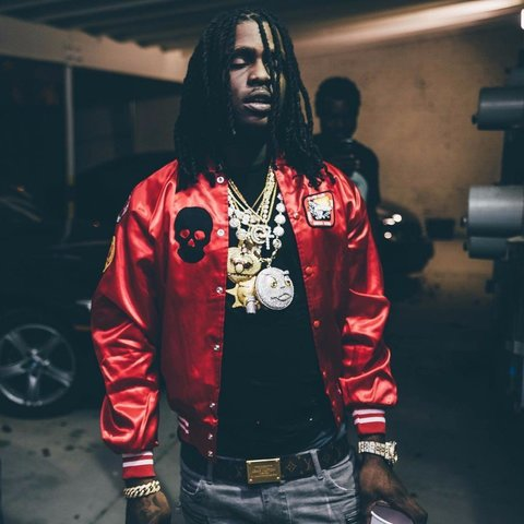 Trappin': Chief Keef