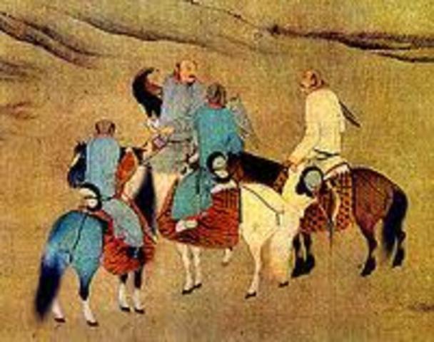 Khitans- friends or foes