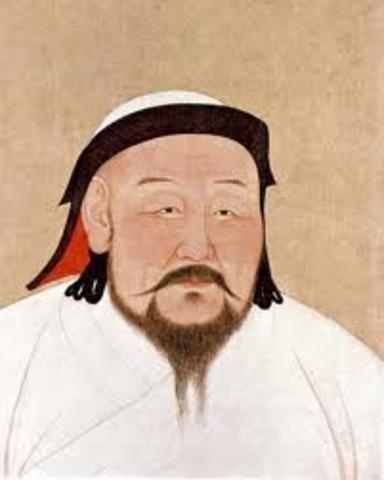 Kublai Khan's Mongols