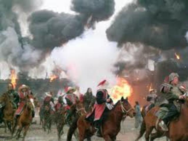 The Battle of Xiangyang