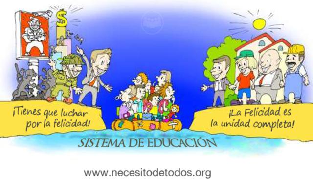SISTEMA EDUCATIVO ATENDÍA UNO DE 24 PERSONAS -1906