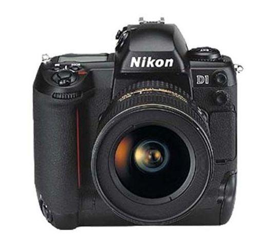 Réflex Nikon D1