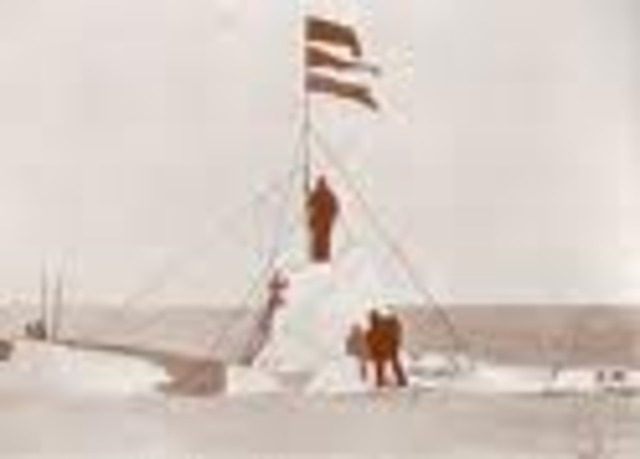 The last supply depot for Amundsen