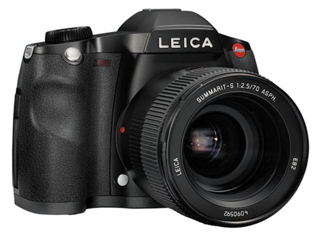 cámara Leica 37 megapixeles.