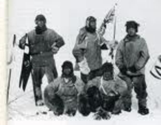 Amundsen's Team