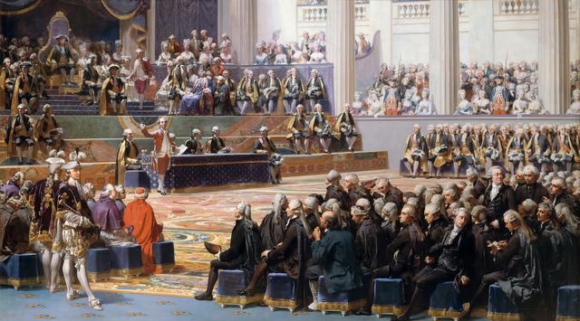 La Rivoluzione Francese (causa)