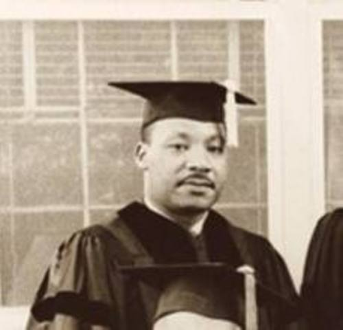 King enters Boston University