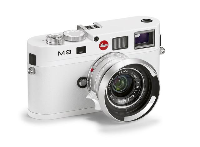 Leica M8, la primera digital