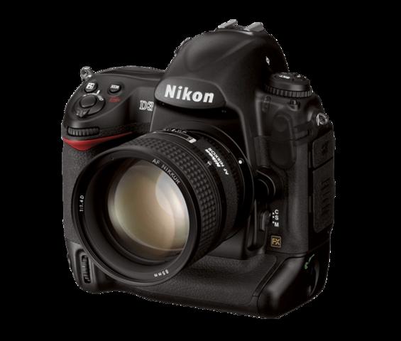 Nikon D3, salto al full frame con la mayor sensibilidad