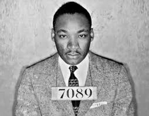 King is arrested in Atlanta
