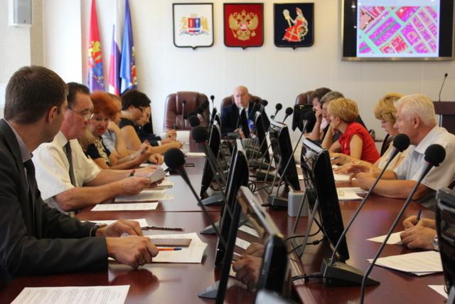 Совет при Главе города Иваново