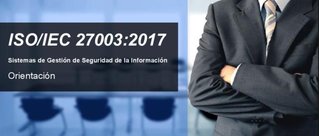 ISO/IEC 27003