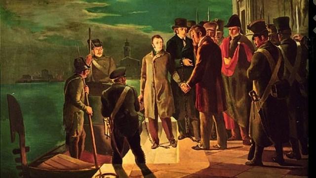 Arresto di Silvio Pellico