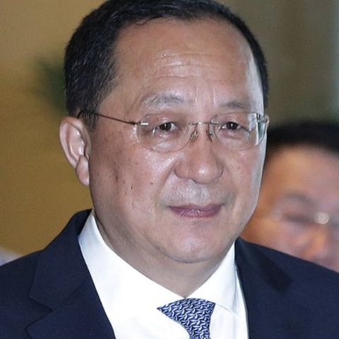 """Ri Yong-ho: """"Our principal position is that we will never agree to any talks in which our nuclear weapons will be the subject of negotiations"""""""