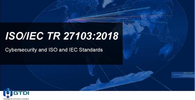 ISO/IEC TR 27103:2018