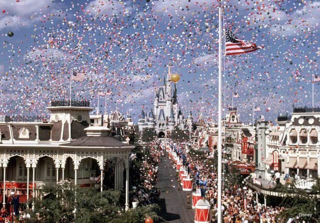 Magic Kingdom Theme Park Opens in Orlando