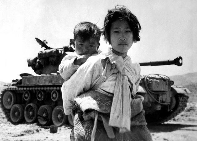 """Primer conflicto """"La guerra de Corea"""""""