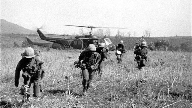 GUERRA DE VIETNAM - La guerra se expande