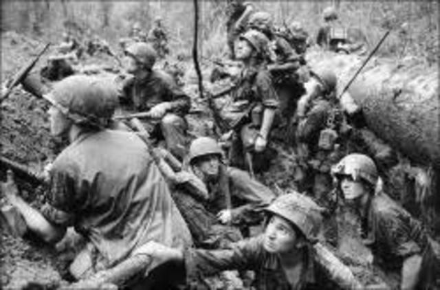 Antecenentes de la guerra de vietnam