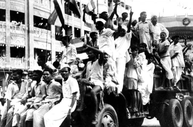 """Primera guerra de independencia """" Independencia de India"""""""