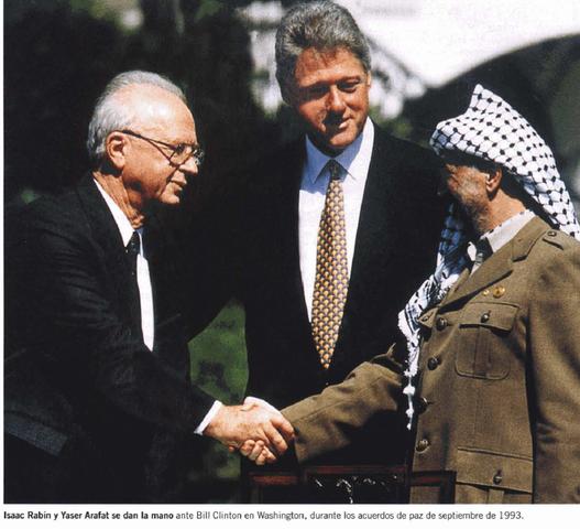 ACUERDO DE PAZ EN EL CONFLICTO ÁRABE-ISRAELÍ