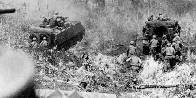 GUERRA DE VIETNAM - Ofensiva Tet