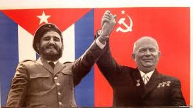 """Final de """"Crisis de los misiles de Cuba"""""""