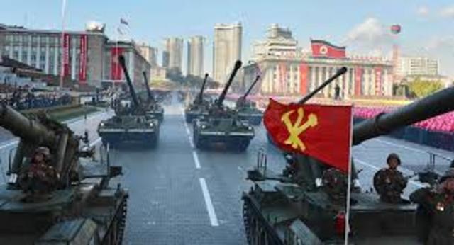 corea de sur vs corea del norte