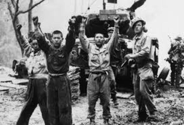 la ONU en la guerra de corea